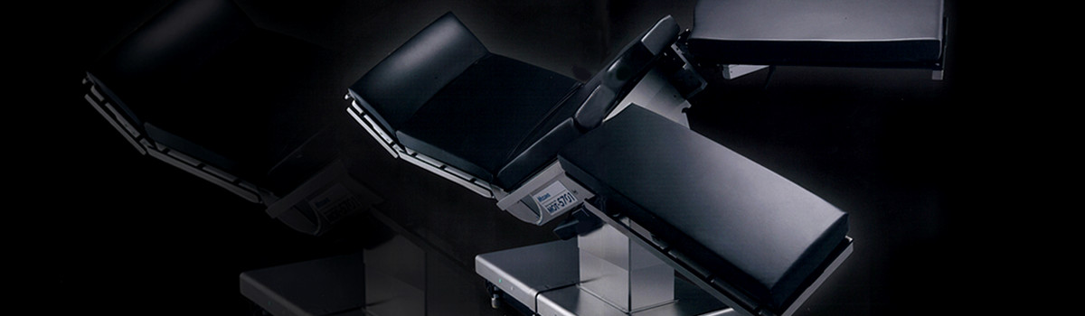 Mizuho Operating Table are designed to meet O.R. Suite demands of the 21st Century.